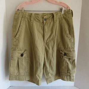American Eagle Outfitters Cargo Shorts sz 33 NEW